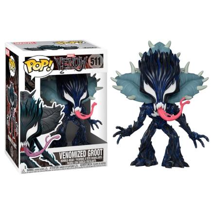 POP figura Marvel Venom Venomized Groot termékfotója