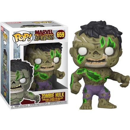 POP figura Marvel Zombies Hulk termékfotója