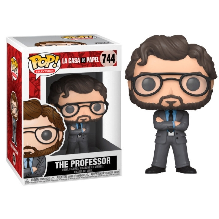 POP figura Money Heist The Professor termékfotója