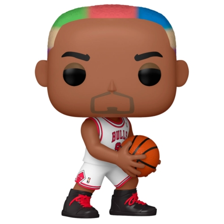POP figura NBA Legends Dennis Rodman Bulls Home termékfotója