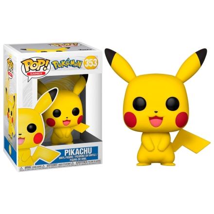 POP figura Pokemon Pikachu termékfotója