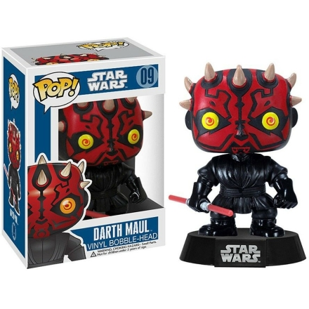 POP figura Star Wars Darth Maul termékfotója