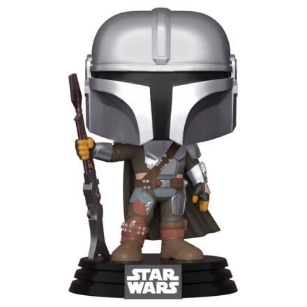 POP figura Star Wars Mandalorian The Mandalorian termékfotója