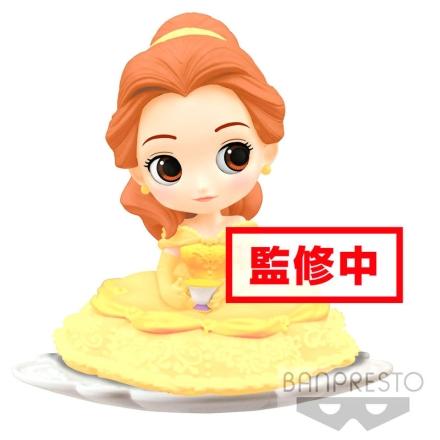 Q Posket Disney Szépség és a Szörnyeteg Belle B figura 14cm termékfotója