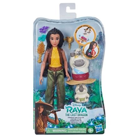 Raya and the Last Dragon Raya Strength and Style csomag baba termékfotója