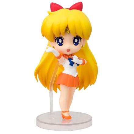 Sailor Moon Sailor Venus Figuarts Mini figura 9cm termékfotója