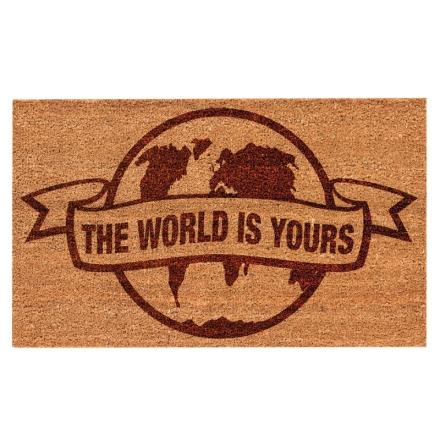 Scarface The World is Yours lábtörlő termékfotója