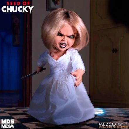 Seed of Chucky Tiffany beszélő figura 38cm termékfotója