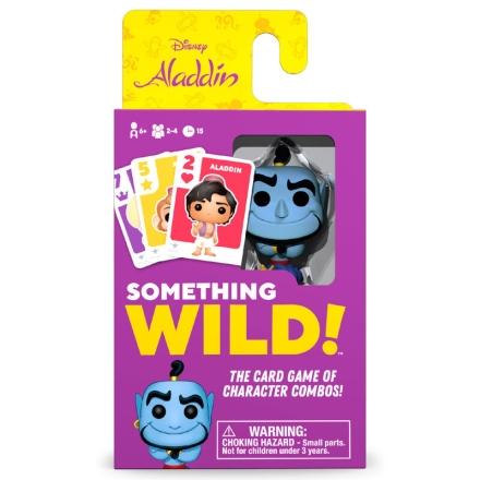 Something Wild kártyajáték Disney Aladdin Német termékfotója