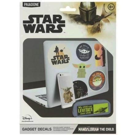 Star Wars The Mandalorian eszköz matricák termékfotója