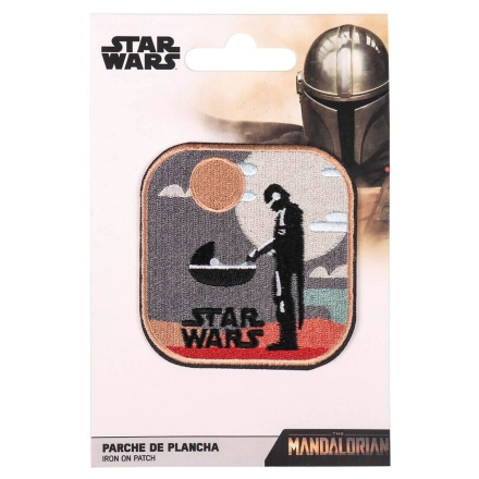 Star Wars The Mandalorian felvarró termékfotója