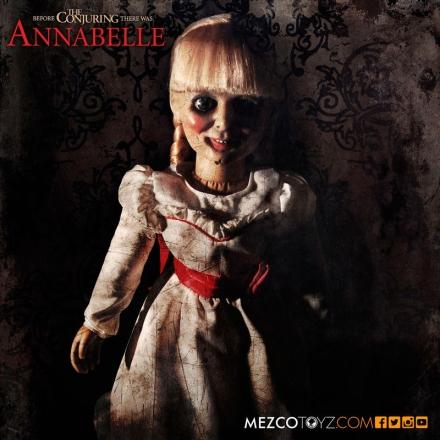The Conjuring Annabelle replika baba 46cm termékfotója