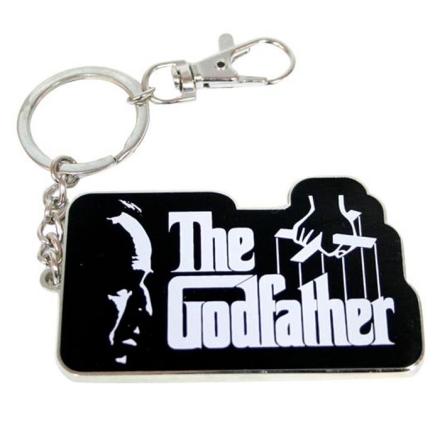 The Godfather Logós kulcstartó termékfotója