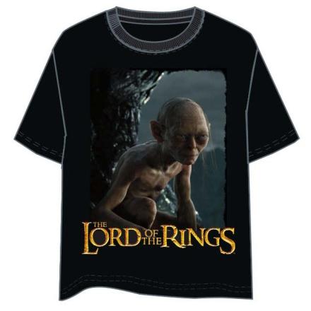 The Lord of the Rings Gollum felnőtt póló [S] termékfotója