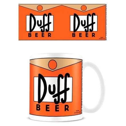The Simpsons Duff Beer bögre termékfotója