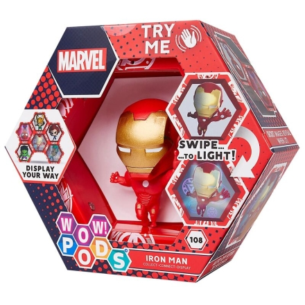 WOW! POD Marvel Vasember led figura termékfotója